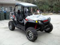 Excellent condition 2009 RZR S model.Got a few