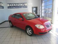 2009 PONTIAC G5 COUPE Our Location is: Hiley Mazda of