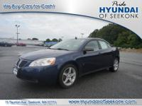 Take a look at this 2009 Pontiac G6 GT. Save money on