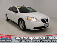 Look at this 2009 Pontiac G6 GT. It has an Automatic