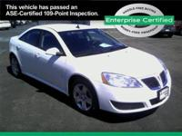 Pontiac G6 Come test drive this sporty, clean, and