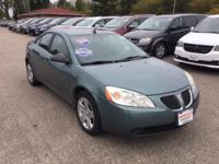 Options:  2009 Pontiac G6 Se|One Owner Clean Carfax