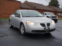 Options:  2009 Pontiac G6 Gt|Gt 2Dr Coupe W/1Sa|2009