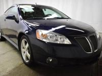 This outstanding example of a 2009 Pontiac G6 GT w/1SA