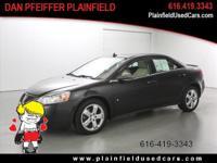 Options:  2009 Pontiac G6 Gt|Gt 4Dr Sedan