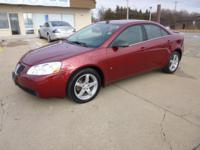 -- 2009 Pontiac G6 GT - V6 - Excellent Condition!--.