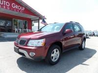 Options:  2009 Pontiac Torrent Our Great Looking 2009