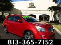 2009 Pontiac Vibe Our Location is: Lexus Of Tampa Bay -
