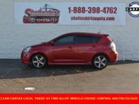 Options:  2009 Pontiac Vibe Gt|Aluminum/Alloy