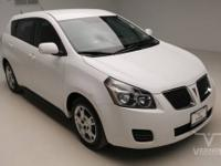 This 2009 Pontiac Vibe Base Hatchback FWD with only