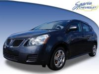 This 2009 Pontiac Vibe 1.8 L has all of it! Do not fret