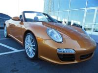 1-Owner 911 S Cabriolet. Offered in very rare Nordic