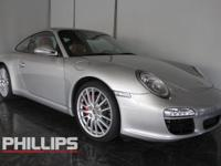 This is a beautiful well cared for 2009 Porsche 911