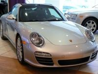 ONE OWNER, CARFAX CERTIFIED 2009 PORSCHE 911 FINISHED