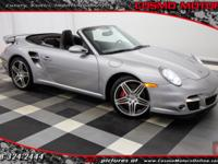 2009 PORSCHE 911 TURBO LOADED WITH ALL THE RIGHT
