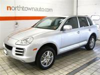 Description 2009 PORSCHE Cayenne Traction