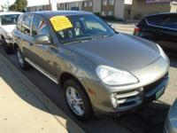 Options:  2009 Porsche Cayenne Base|We Present You With