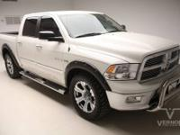 This 2009 Ram 1500 SLT Lonestar Crew Cab 2WD with only