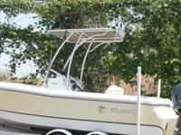 2009 Atlantic 95 19ft. fishing boat.Perfect boat to