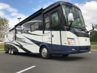 2009 Safari Cheetah 42 PAQ TAG axle diesel pusher with