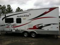 Salem Sport Toy Hauler Great Condition, Spec's, GVWR