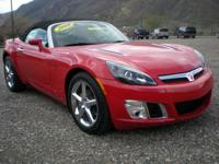 "2009 SATURN Sky Wheels 18"" (45.7 cm) polished alloy,"