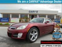 ** CARFAX NO ACCIDENTS ** LEATHER INTERIOR ** 18 INCH