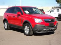 Description 2009 SATURN VUE 4 wheel disc brakes,ABS