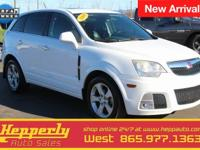 Clean CARFAX. CARFAX One-Owner. This 2009 Saturn VUE