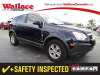 2009 SATURN VUE WAGON 4 DOOR XE 4-Cylinder Front-Wheel