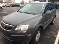 New Price! Gray 2009 Saturn VUE XE FWD 4-Speed