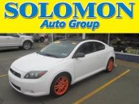 THIS 2009 SCION TC FEATURES A 5 SPEED MANUAL
