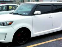 I'm selling my Scion xB. It's a 2009 and it only has