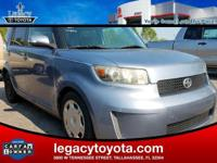 CARFAX One-Owner. 28/22 Highway/City MPG 2009 Scion xB