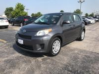 CARFAX One-Owner. Black Sand Pearl 2009 Scion xD XD FWD