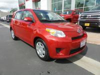LOW MILES, This 2009 Scion xD 5dr HB Auto will sell
