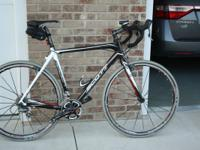 I have for sale a 2009 Scott CX Addict. This is a