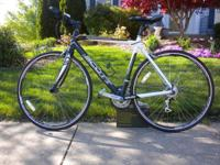 2009 Scott Speedster Flatbar Roadbike. Purchased new in