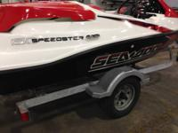 Marketing a 2009 Sea Doo 150 Speedster with 215 HP in