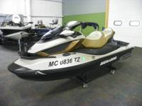 CLEAN 2009 SEA-DOO GTX LIMITED iS 255 WITH ONLY 52