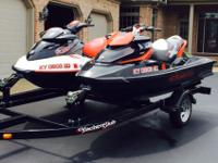 2010 Sea Doo RXT 260 very good condition with 38