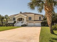 This like new Marsh front 4BR/3BA home has a split