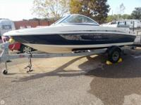 2009 Sea Ray 175 Bow Rider with a 3.0 Mercruiser TKS