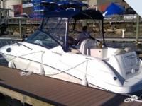- Stock #073639 - 2009 Sea Ray 240 Sundancer The 240