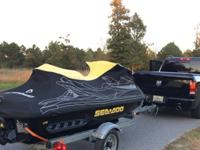 2009 SeaDoo IS 255, barely used!, only 30