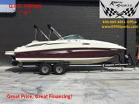 SEA RAY SUNDECK 260 2009 Another great example of