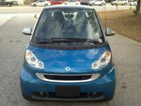 2009 Smart Passion - 68K. Automatic Transmission.