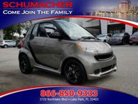 Options:  2009 Smart Fortwo Passion| |Full-Size