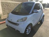 Versatile and reliable, this 2009 Smart fortwo comes