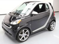 This awesome 2009 Smart Fortwo comes loaded with the